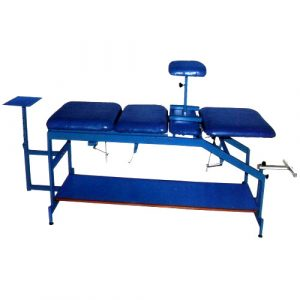 tracksion bed with 4 fold