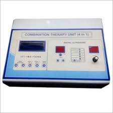 digital 4 in 1 physio therapy machine