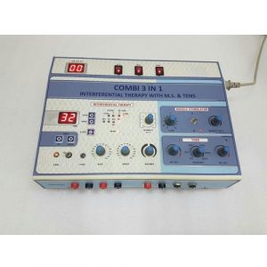 3 in 1 physiotherapy machine